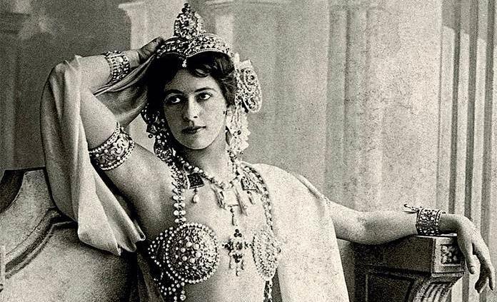 Una carta de la espía Mata Hari será subastada el 23 de junio en Madrid