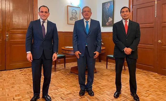 PAN, PRI y PRD cuestionan propuesta Arturo Herrera como gobernador de Banxico
