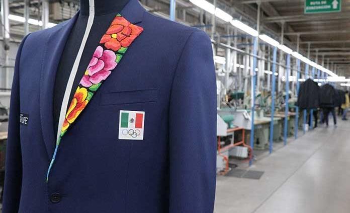 Con amor arman trajes olímpicos
