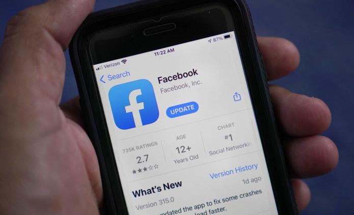 Rusia multa a Facebook y Telegram por contenido prohibido