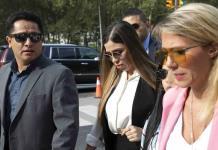 Emma Coronel, esposa de El Chapo, se declara culpable de tráfico de drogas y lavado de dinero en EEUU