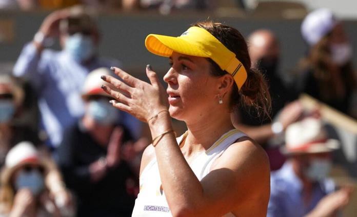 Pavlyuchenkova avanza a su primera final de Slam en París