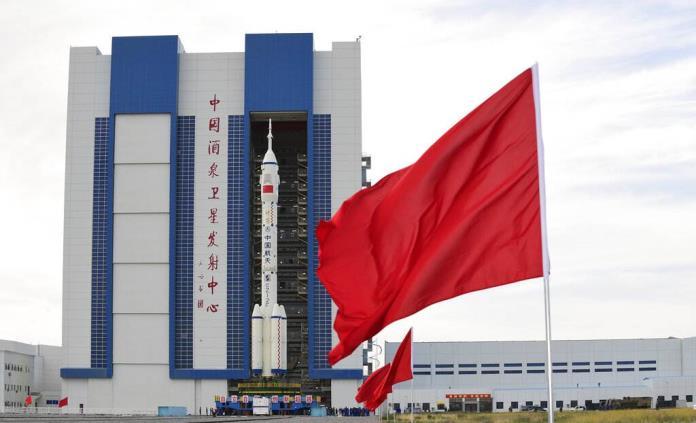 China prepara su lanzamiento tripulado a estación espacial