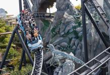 Universal abre en Orlando VelociCoaster, la montaña rusa más intensa