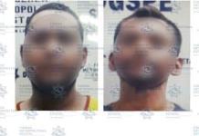 Caen presuntos ladrones en Lomas del Tec