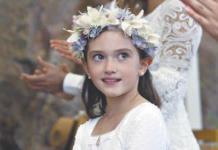 Lucianna acto de fe