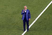 Bocelli emociona al Olímpico con el Nessun Dorma para abrir la Eurocopa