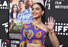 Melissa Barrera le pone sabor mexicano a In the Heights