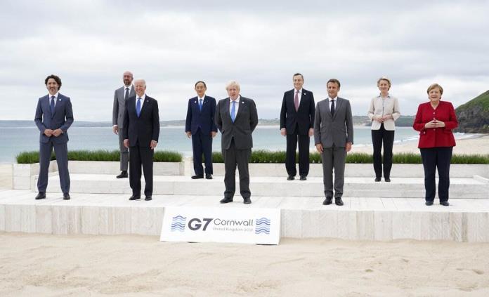 El G7 adoptará medidas para una recuperación más justa y sostenible