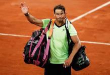 Estoy triste pero no hay que dramatizar, dice Nadal tras ser eliminado por Djokovic