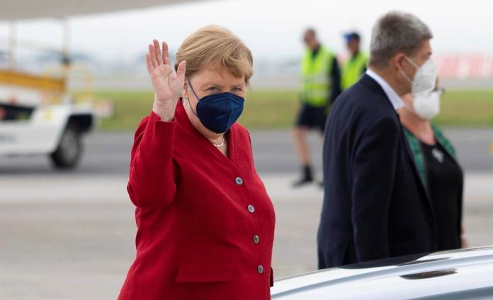 Biden tendrá una cumbre con Merkel en la Casa Blanca el próximo 15 de julio