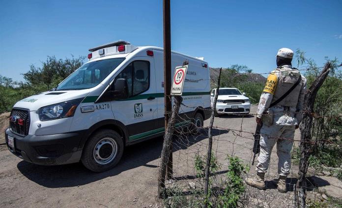 López Obrador promete investigar derrumbe en mina con siete muertos