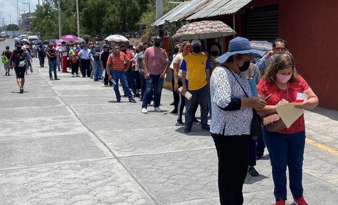 Uno de cada cuatro mexicanos tuvo covid-19 en 2020, según estudio