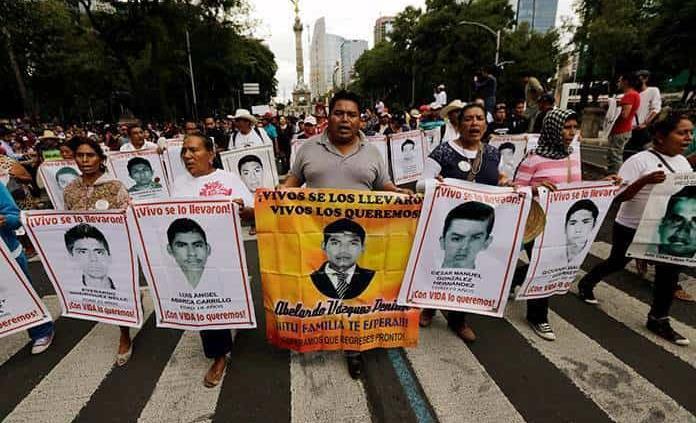 Investigan a militares por caso Ayotzinapa