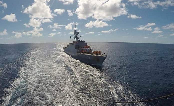 Irán envía navíos de guerra al Atlántico, sin rumbo fijo