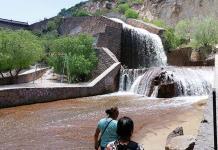Las lluvias permiten a presas subir su caudal