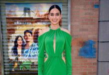 """Melissa Barrera le pone sabor mexicano a """"In the Heights"""""""