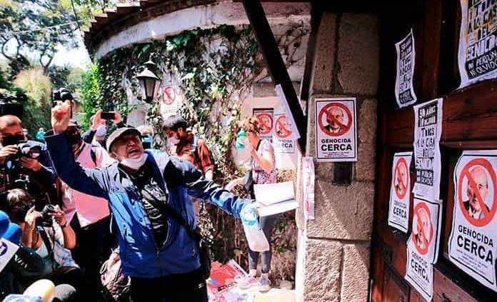 """Miles exigen que haya justicia por el """"Halconazo"""""""