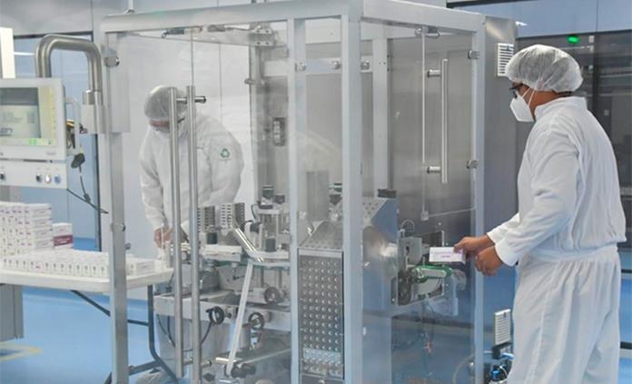 Cofepris libera 2 lotes de vacunas de AstraZeneca envasadas en el Edomex