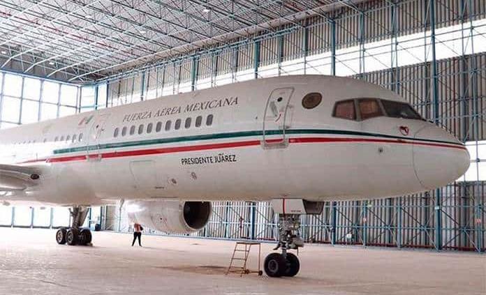 Indep logra venta del antiguo avión presidencial en 65 mdp