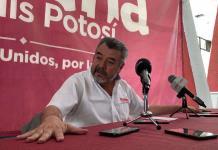 Un sector de Morena operó a favor de Gallardo, reprocha Serrano