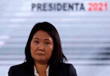Fujimori ve fraude y mano de la izquierda global en resultados electorales de Perú