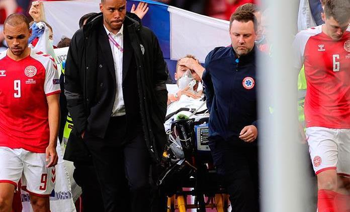 Las pruebas a Eriksen son positivas, pero seguirá hospitalizado