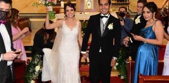 MELISSA & GABRIEL ¡BRILLA EL AMOR!