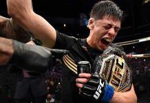 Brandon Moreno, el primer mexicano en ganar título de la UFC