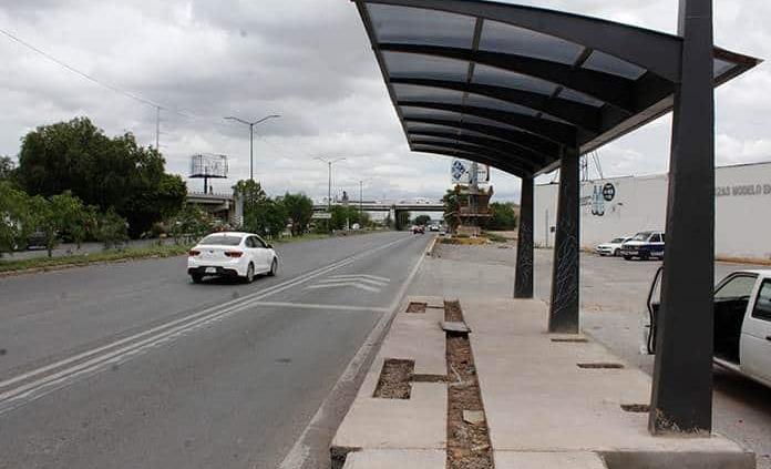 """Tirada"", la obra de la Red Metro"