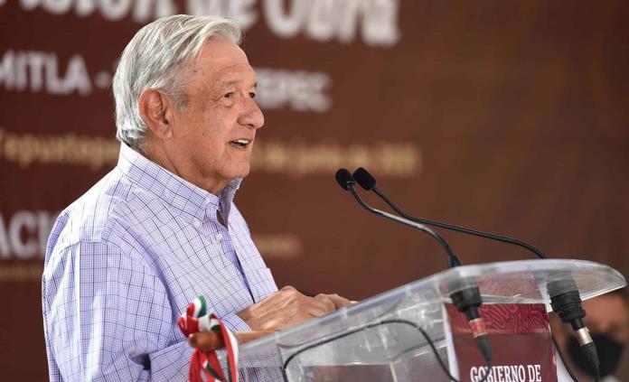 López Obrador asegura que su forma de gobierno es ejemplo para el mundo