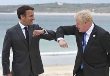 Brexit e Irlanda del Norte ensombrecen cumbre del G7