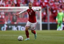 Eriksen sufrió paro cardiaco y tuvo que ser revivido, dice médico de la selección de Dinamarca