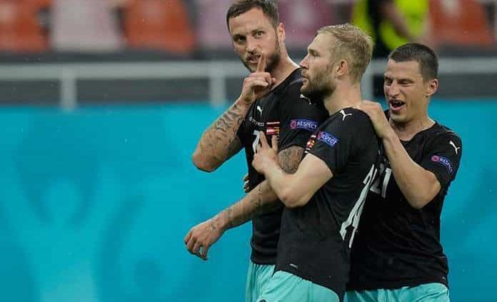 Austria al fin gana en la Euro