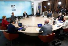 Diseña G7 plan contra China