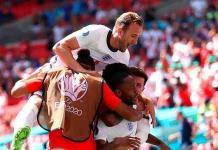 Eurocopa: Inglaterra vence a Croacia en su debut