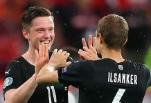 Austria hace historia en la Eurocopa