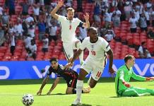 Sterling sella victoria de Inglaterra ante Croacia