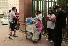 Vacunan a niños vs. rubéola y sarampión