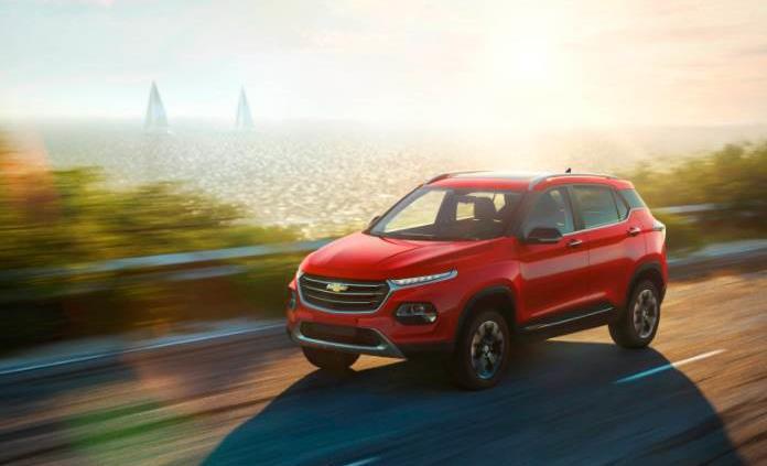 Chevrolet confirma la llegada de la camioneta Groove a México