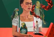 Anuncian experiencia inmersiva de Frida Kahlo