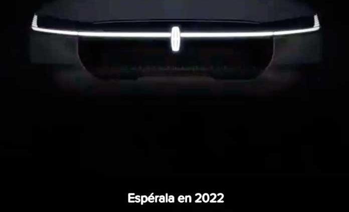 Lincoln anuncia su primera SUV eléctrica para 2022
