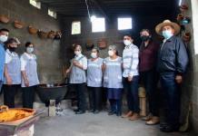 Cocineras poblanas finalistas de concurso ¿A qué sabe la Patria?