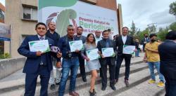 Entregan premios estatales de Periodismo; Pulso obtiene 6 reconocimientos y 2 menciones honoríficas (VIDEO)