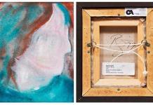 Subastan una pintura de David Bowie hallada en un basurero en Canadá
