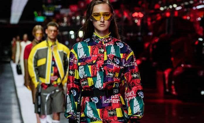La moda se viste con el arcoíris