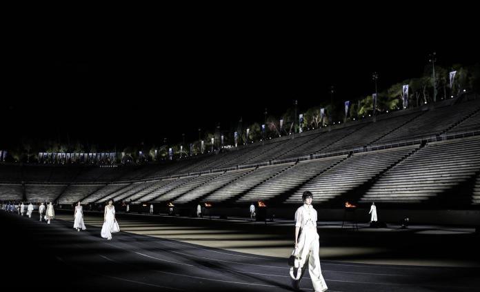 Atenas, cuna de la civilización, se convierte en pasarela de moda para Dior