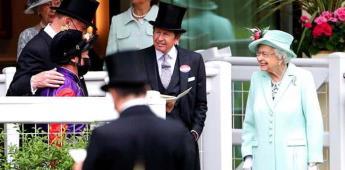 Isabel II regresa a las carreras de Ascot