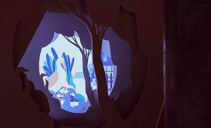 Dinamarca recrea en un museo sensorial y mágico el universo de Hans Christian Andersen