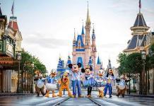 Disney World prepara la celebración de su 50 aniversario con magia, sorpresas y nuevos espectáculos